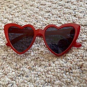 American Eagle Heart Sunglasses